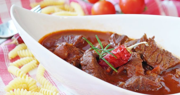Thai Beef and Peanut Curry Recipe by Madam Kopi Oh
