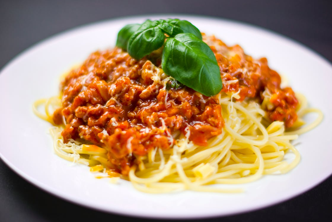 Resep Spaghetti Bakso by Madam Kopi Oh