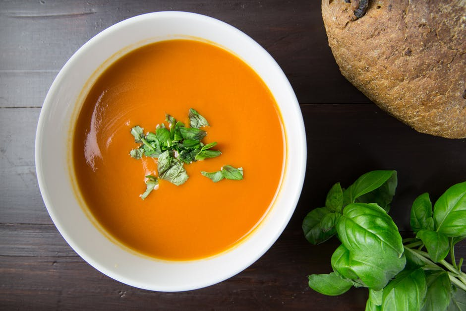 Hearty, Rich Aromatic Pumpkin Soup Recipe by Madam Kopi Oh