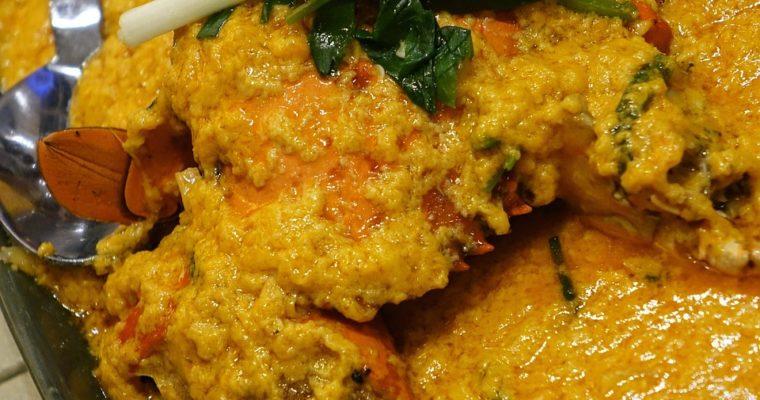 Resep Kari Kacang dan Ikan by Madam Kopi Oh