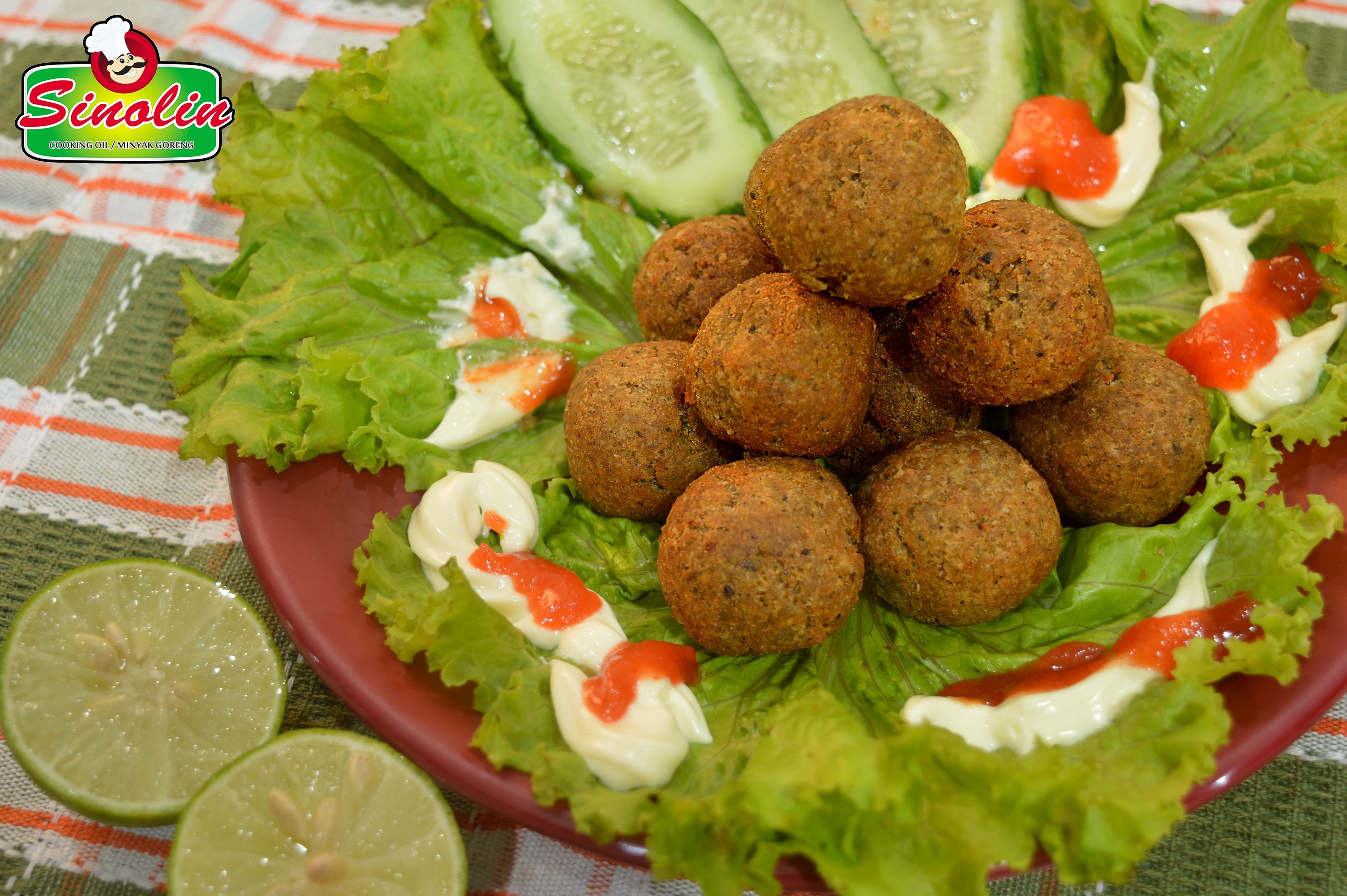 Resep Bola-bola Vegetarian by Dapur Sinolin