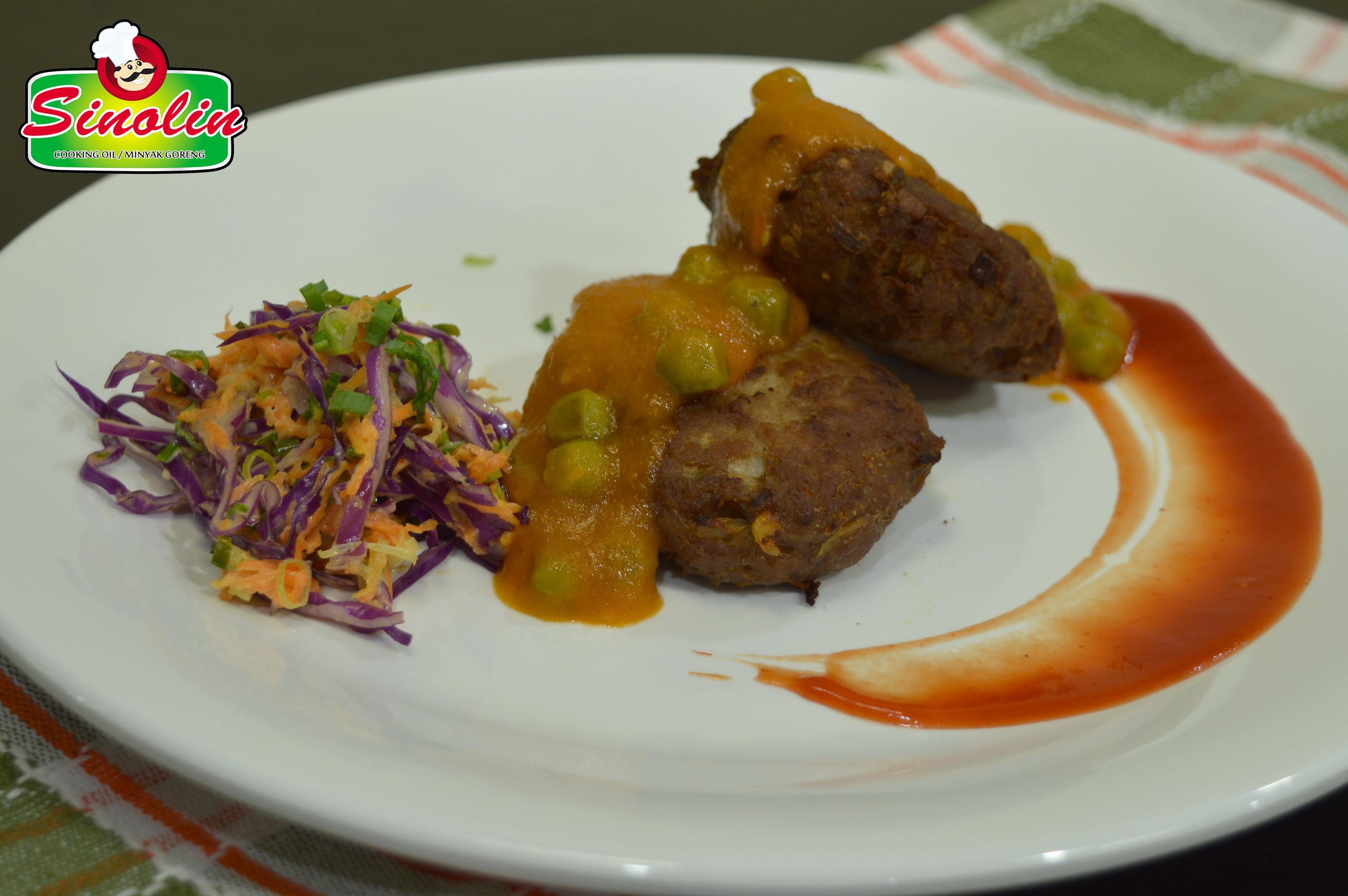 Resep Daging Sapi Steak dan Daun Bawang oleh Dapur Sinolin