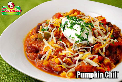 Pumpkin Chili oleh Dapur Sinolin