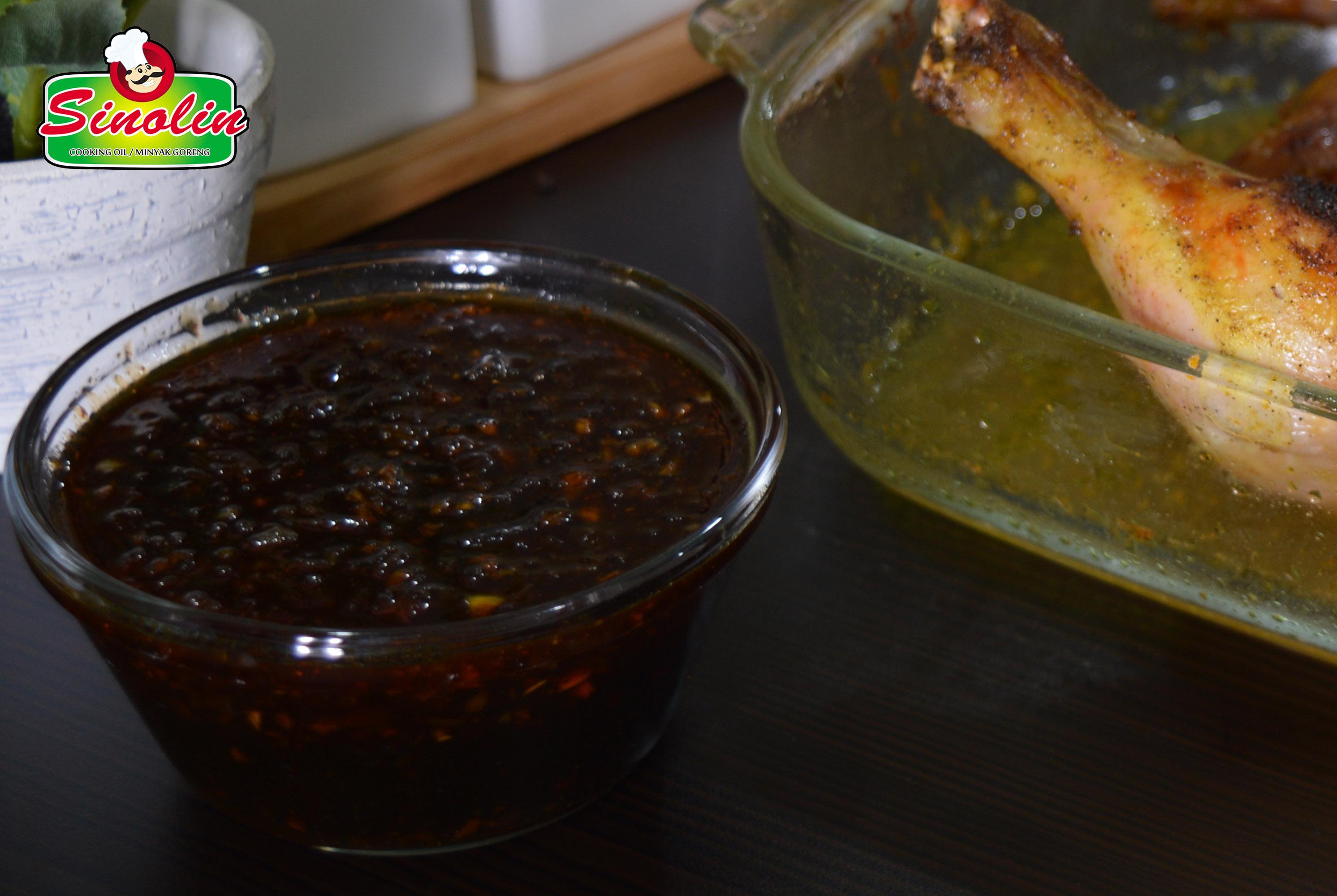 SAUS BBQ oleh Dapur Sinolin