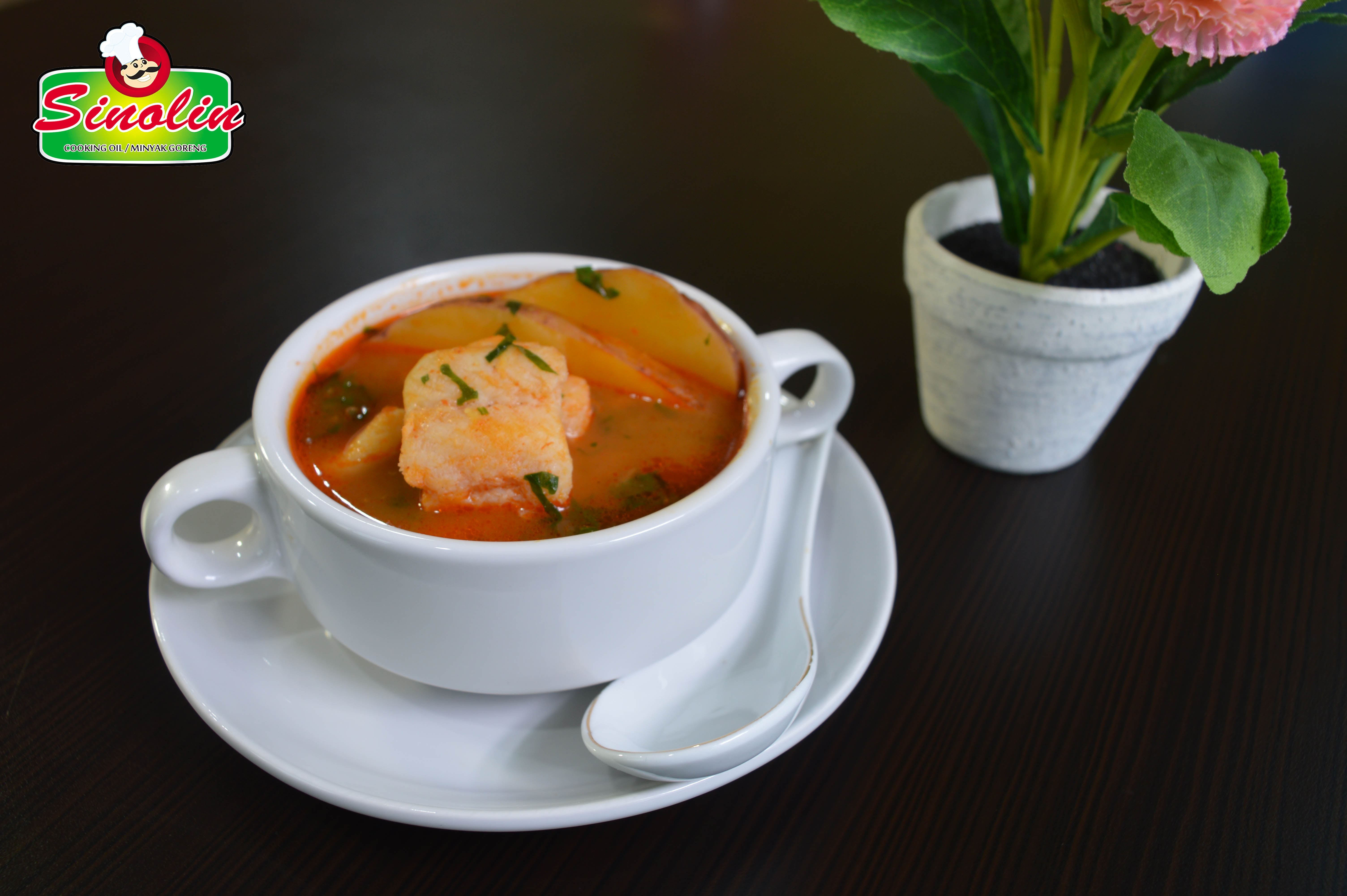 Fish Stew with Ginger By Dapur Sinolin