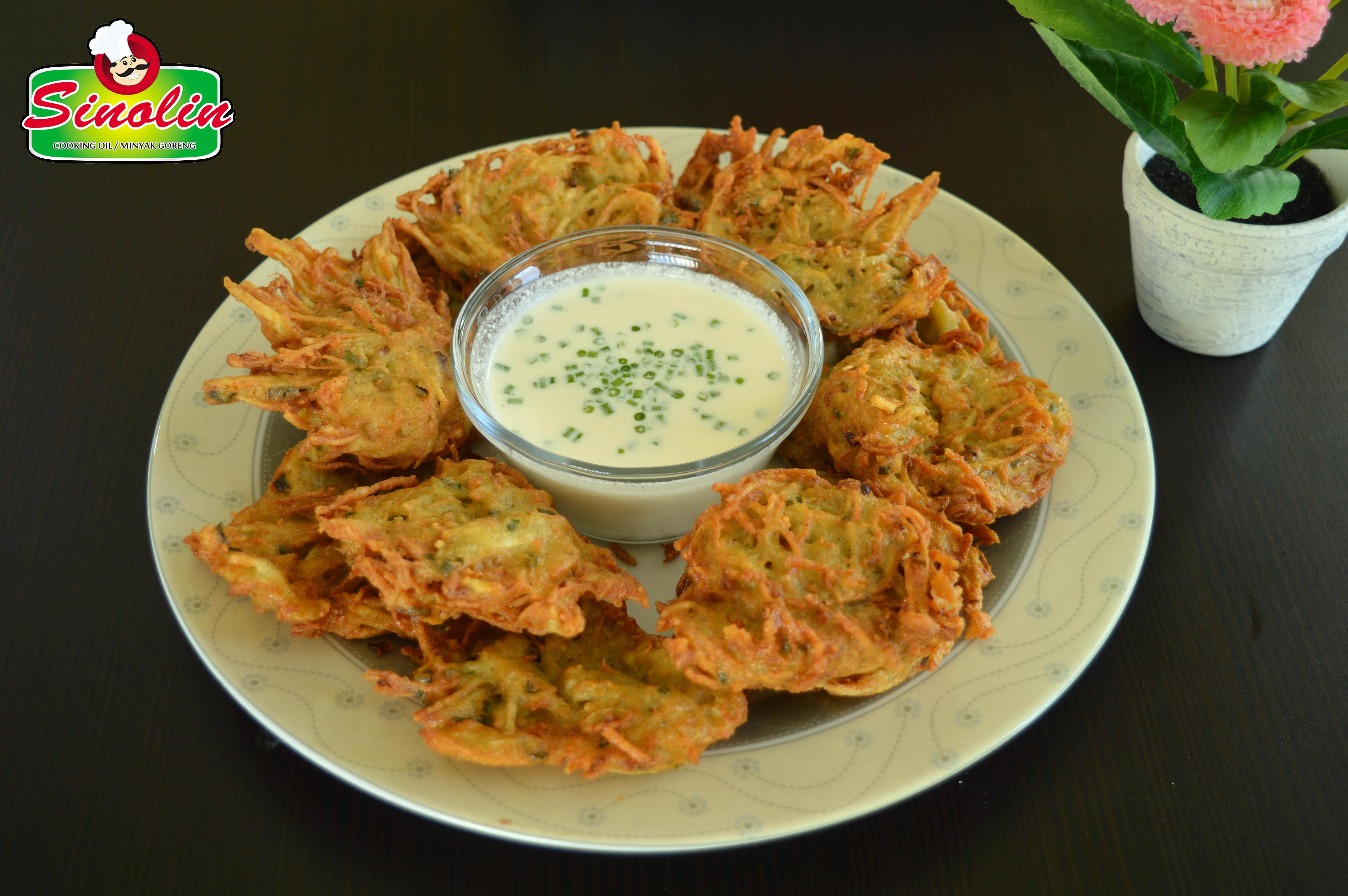 Crispy Potato Pancakes By Dapur Sinolin