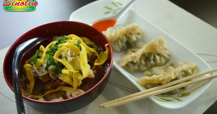 Mandu (Korean Dumpling) by Dapur Sinolin
