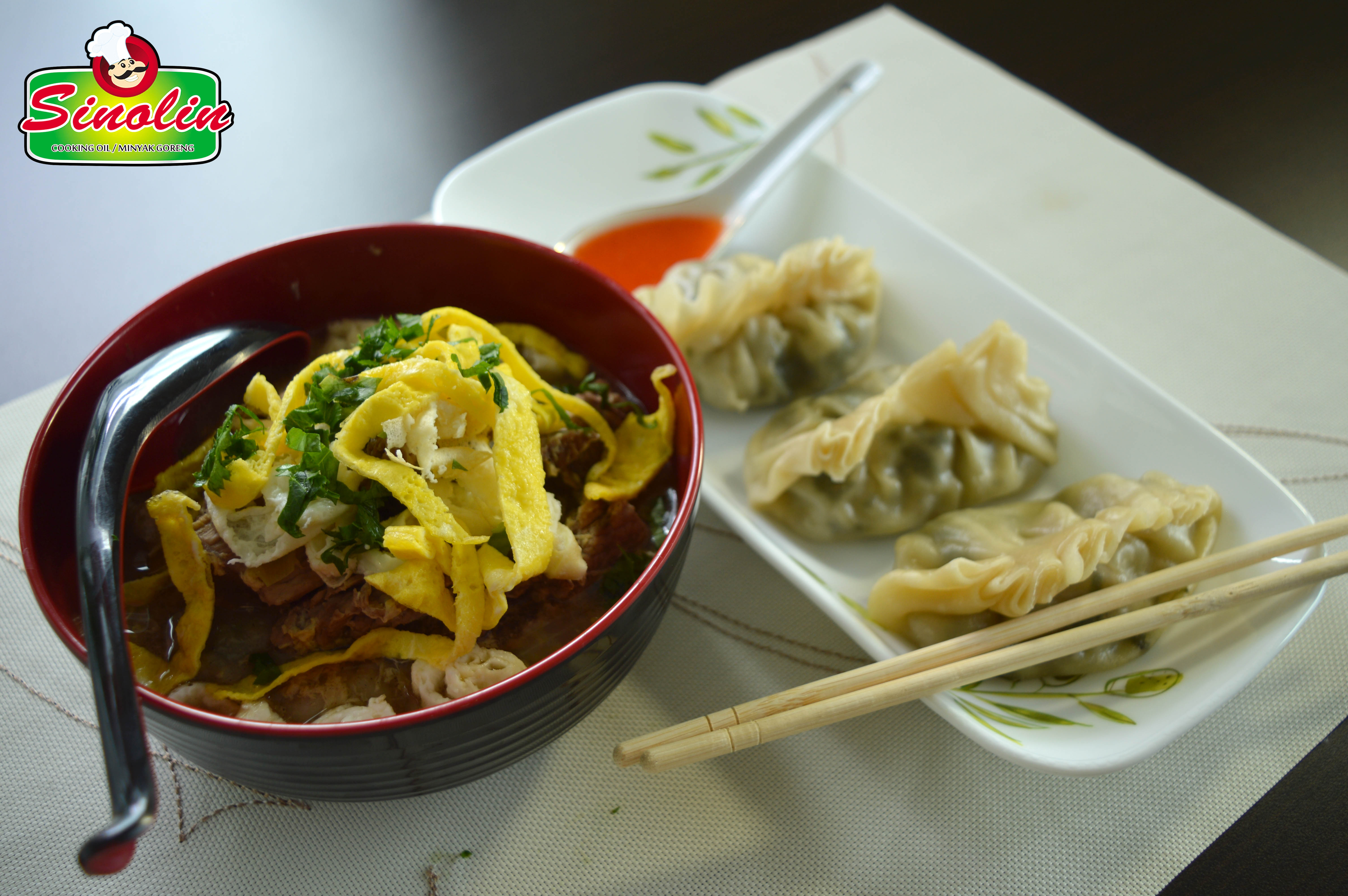 Mandu (Korean Dumpling) oleh Dapur Sinolin