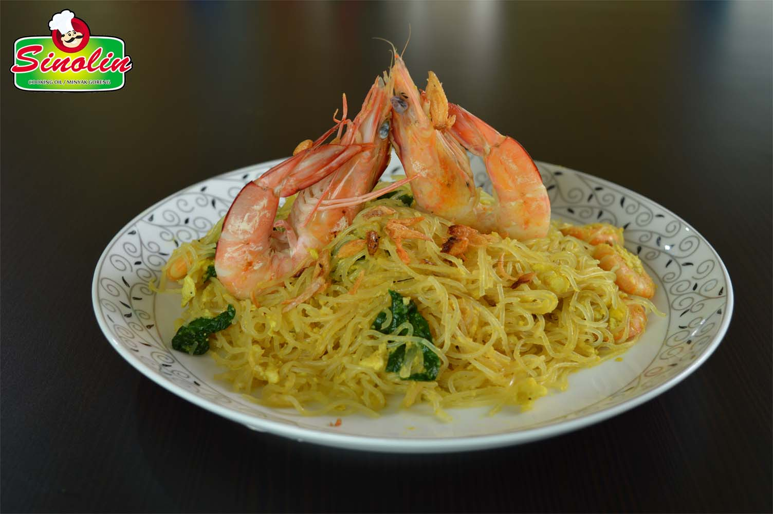 Seafood Rice Noodles by Dapur Sinolin