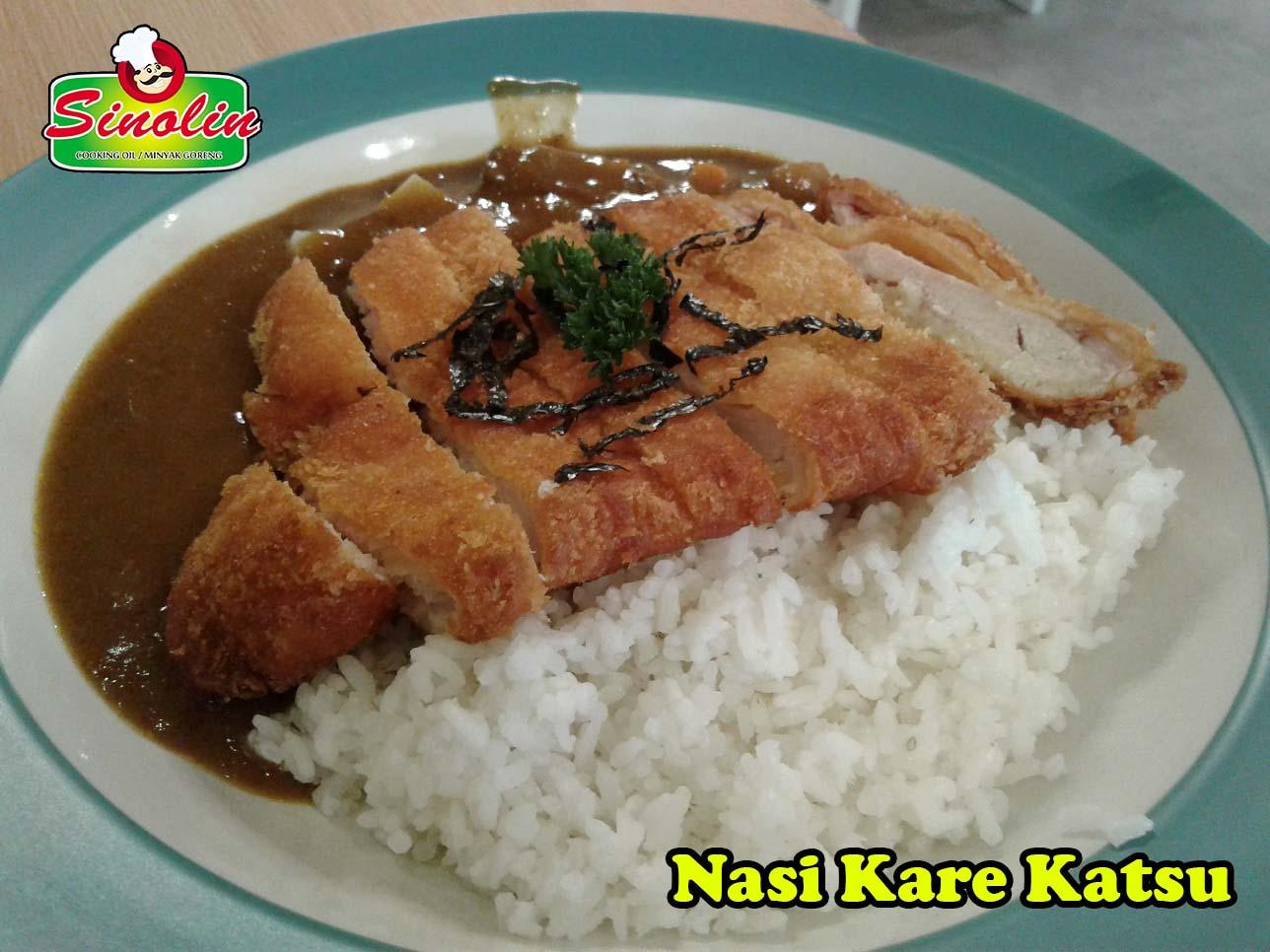 Nasi daging Katsu by Dapur Sinolin