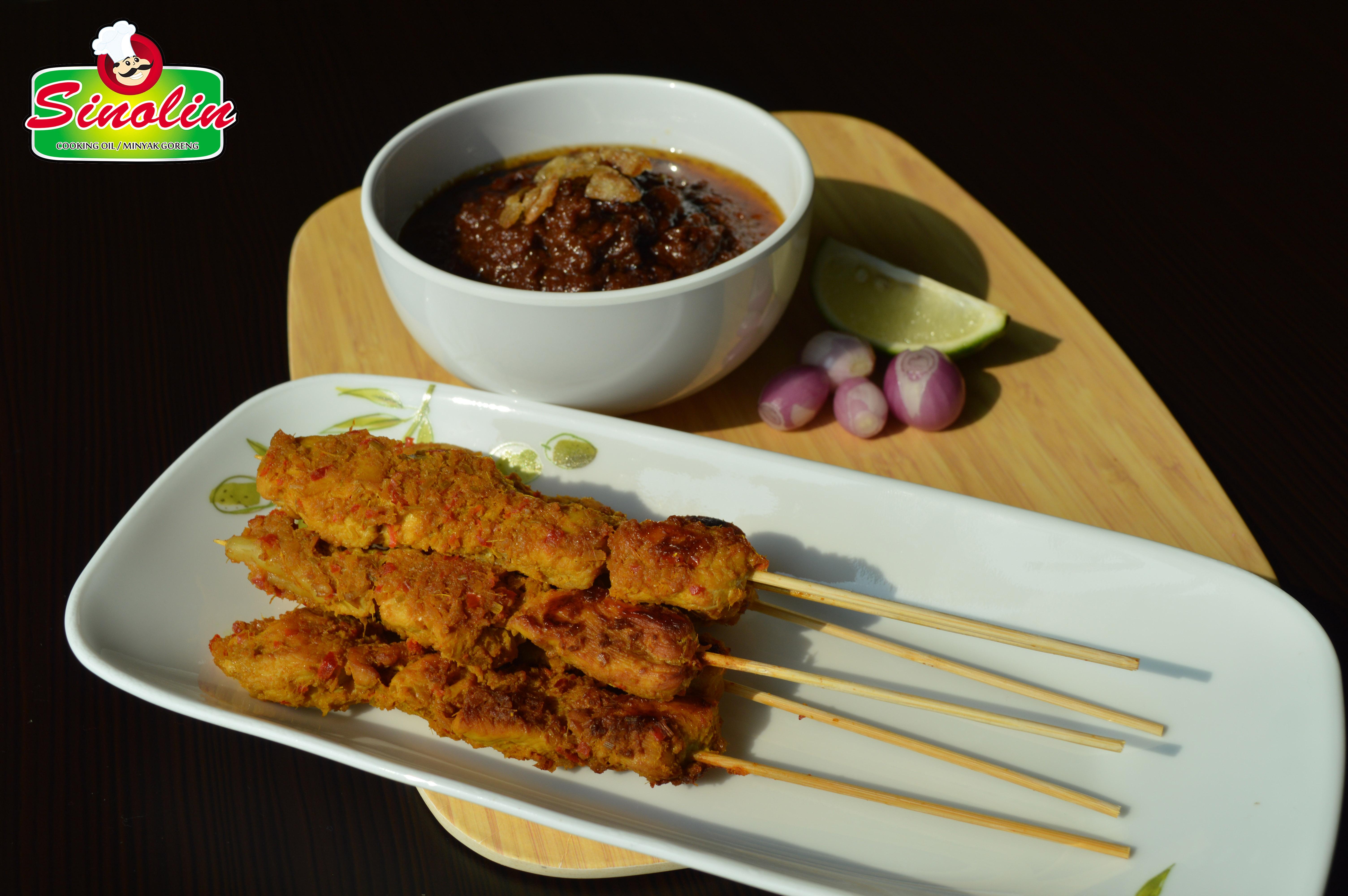 Sate Thailand yang otentik oleh Dapur Sinolin