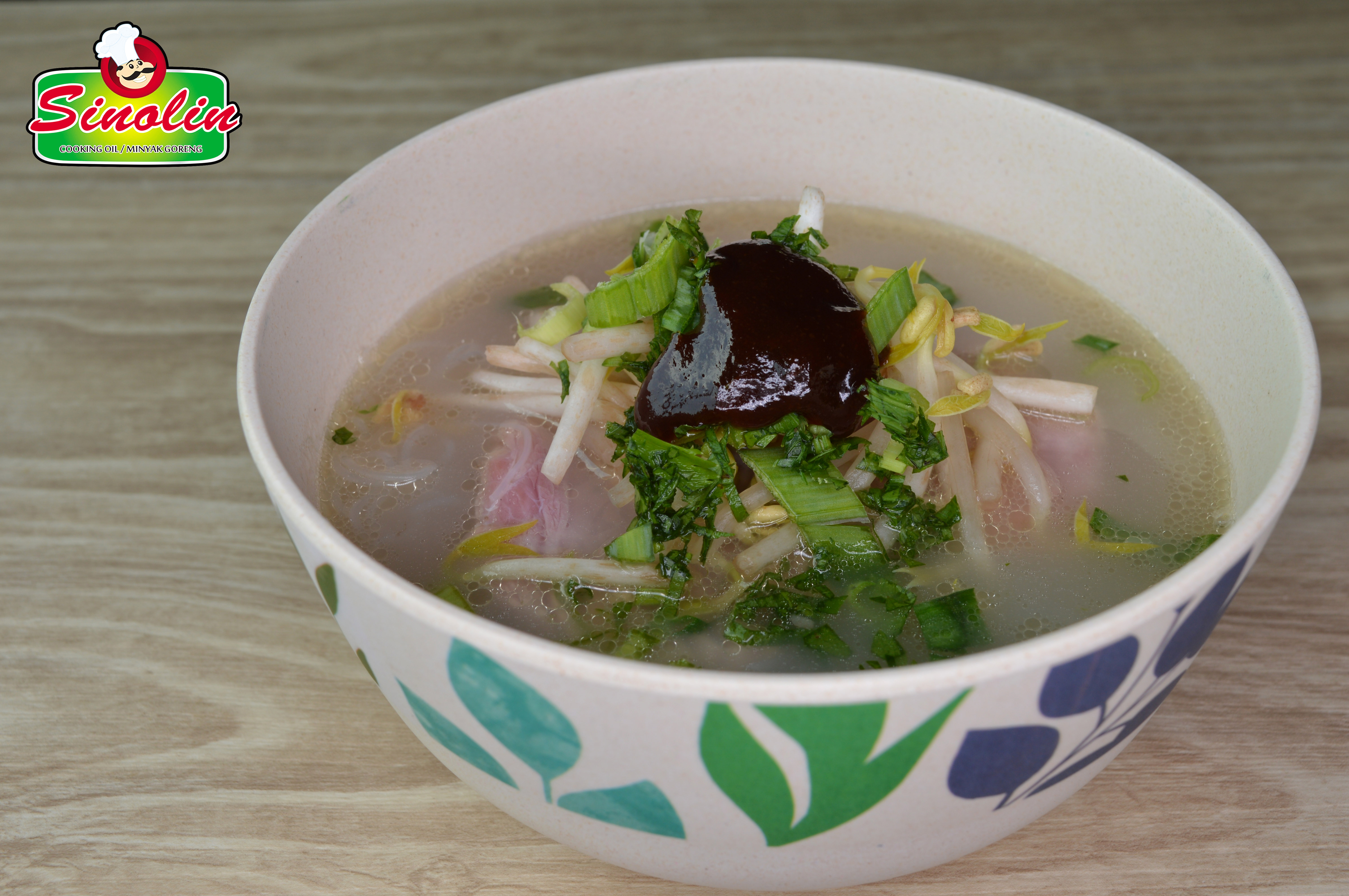Authentic Pho Vietnamese oleh Dapur Sinolin