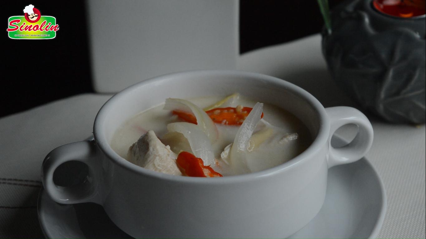 Tom Kha Gai – Gaya Thailand oleh Dapur Sinolin