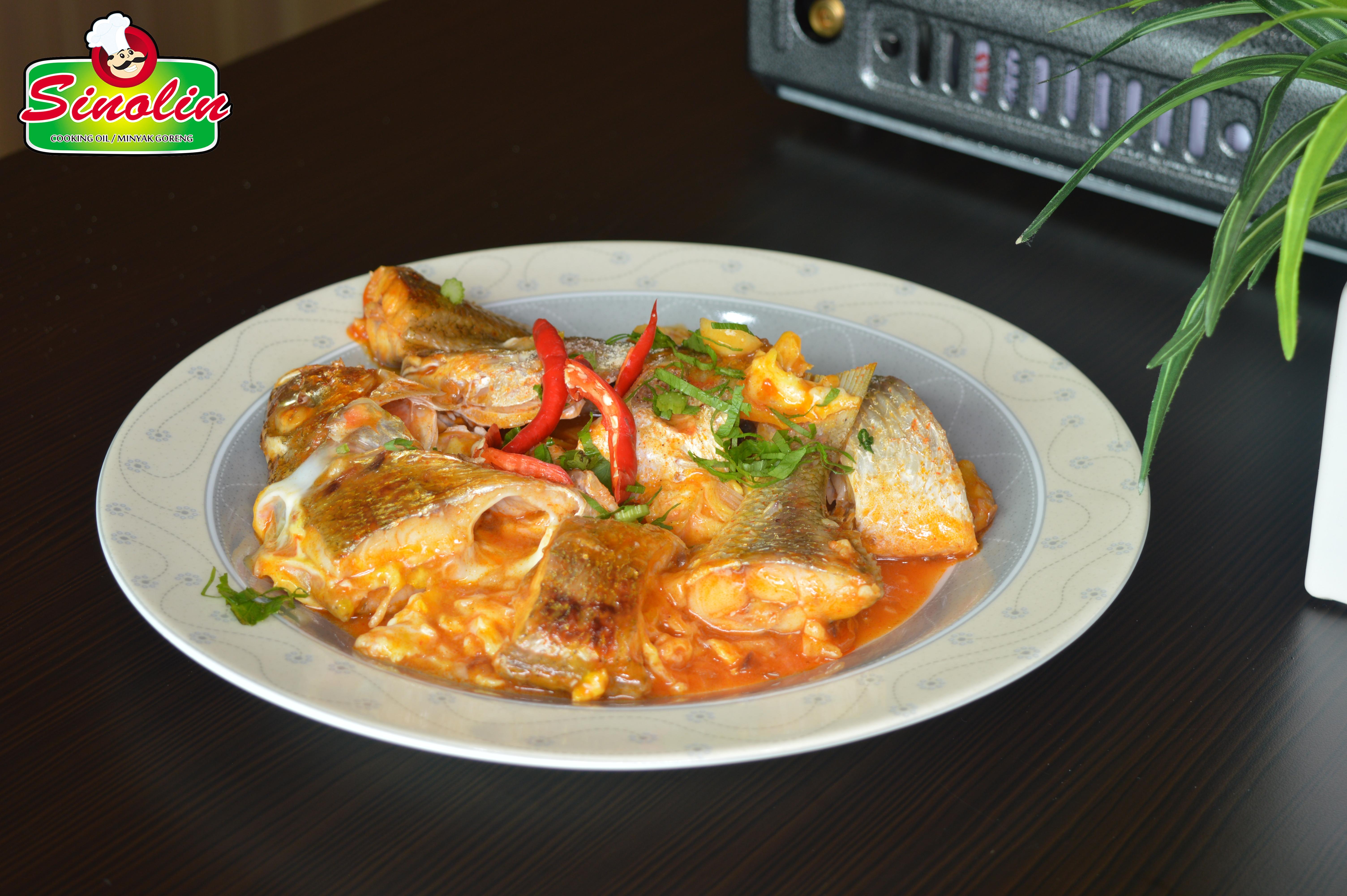 Ikan Vietnam panas  oleh Dapur Sinolin