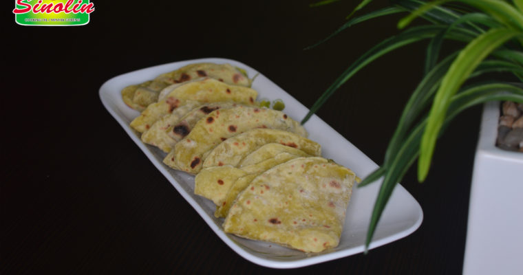 Avocado Paratha by Dapur Sinolin