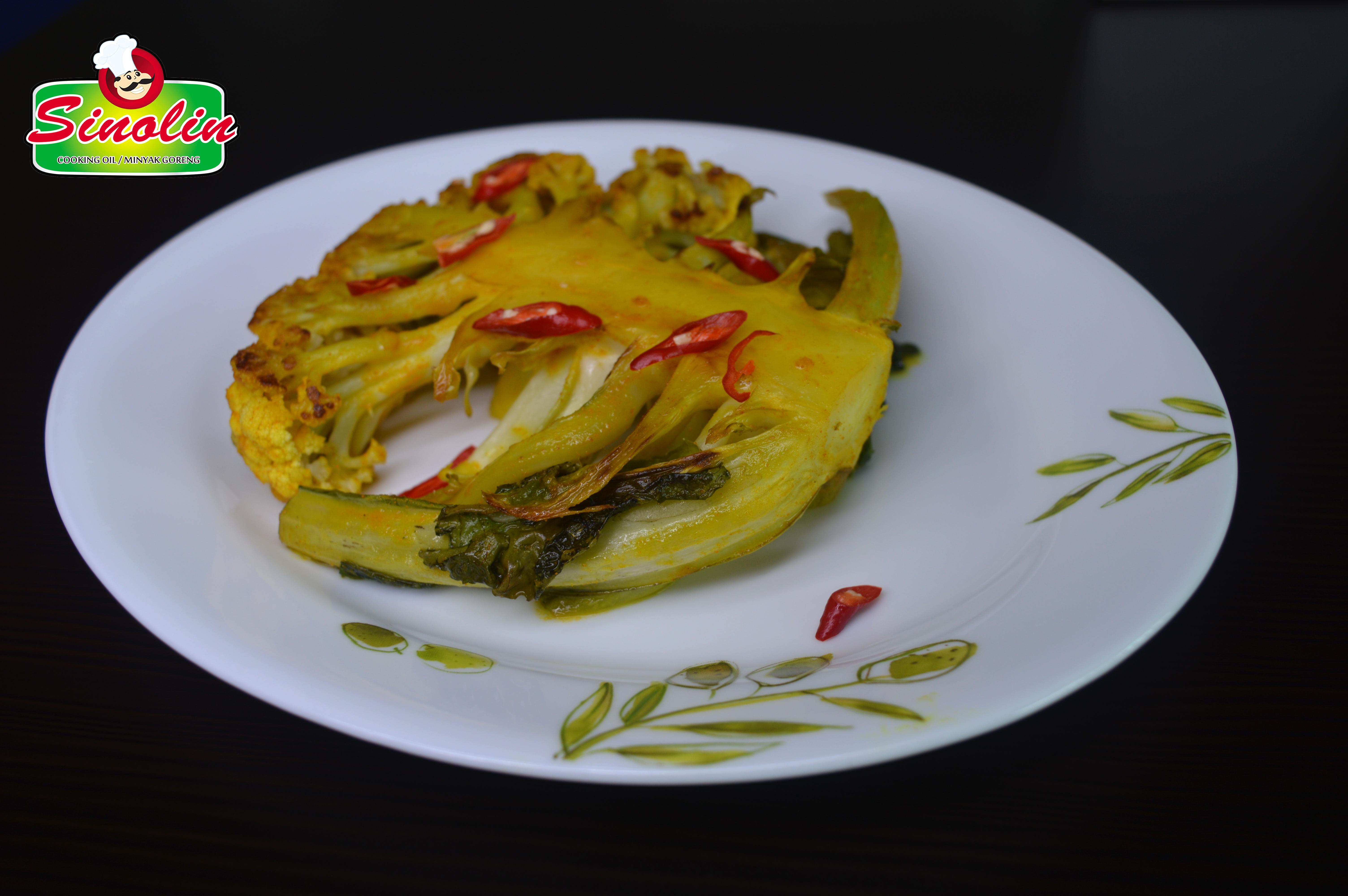 Stik Bunga Kol oleh Dapur Sinolin
