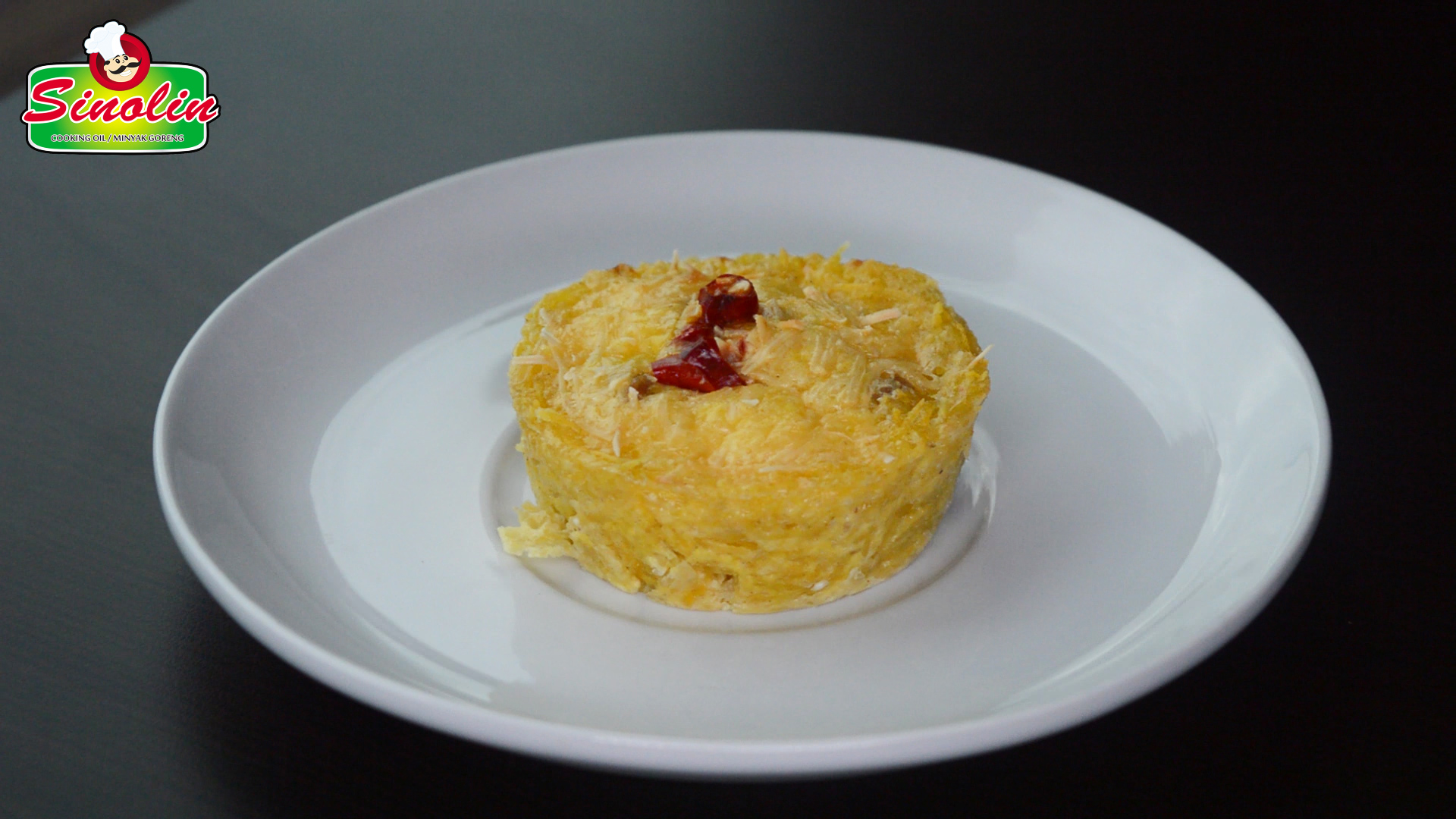 Mini Quiches with Sweet Potato Crust oleh Dapur Sinolin