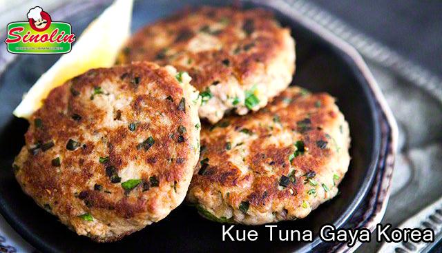 Kue Tuna Gaya Korea oleh Dapur Sinolin