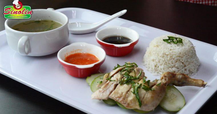 Resep Ayam Hainan oleh Dapur Sinolin