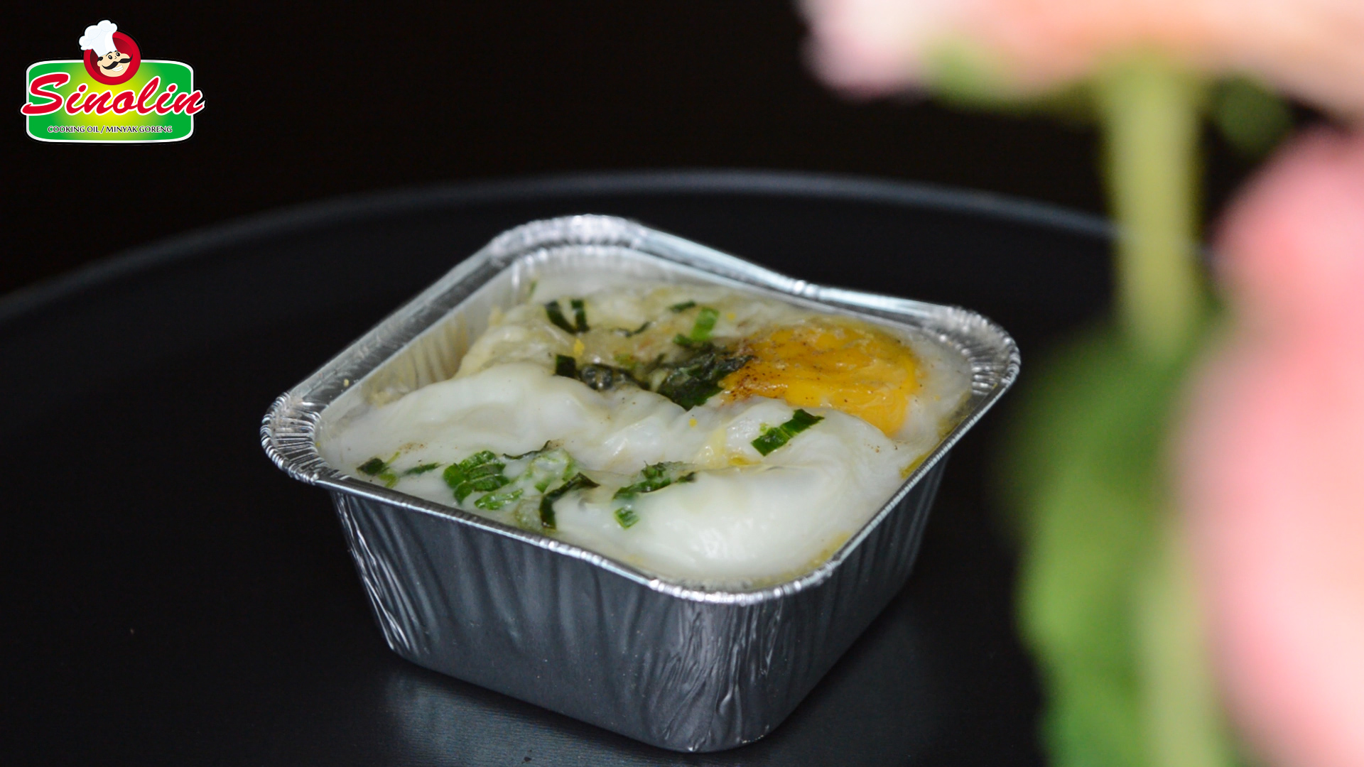Egg Bread 계란빵 Gyeran-ppang By Dapur Sinolin