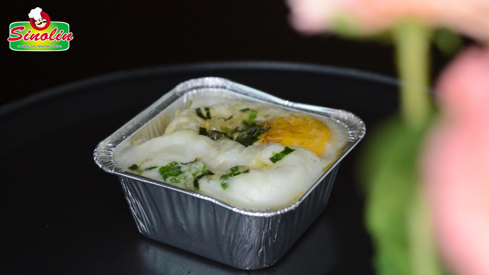 Roti Telur oleh Dapur Sinolin