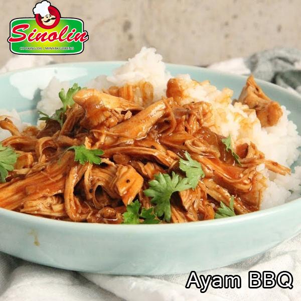 Ayam BBQ oleh Dapur Sinolin