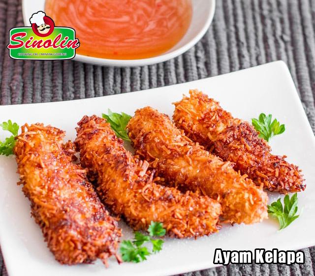 Ayam Kelapa  oleh Dapur Sinolin