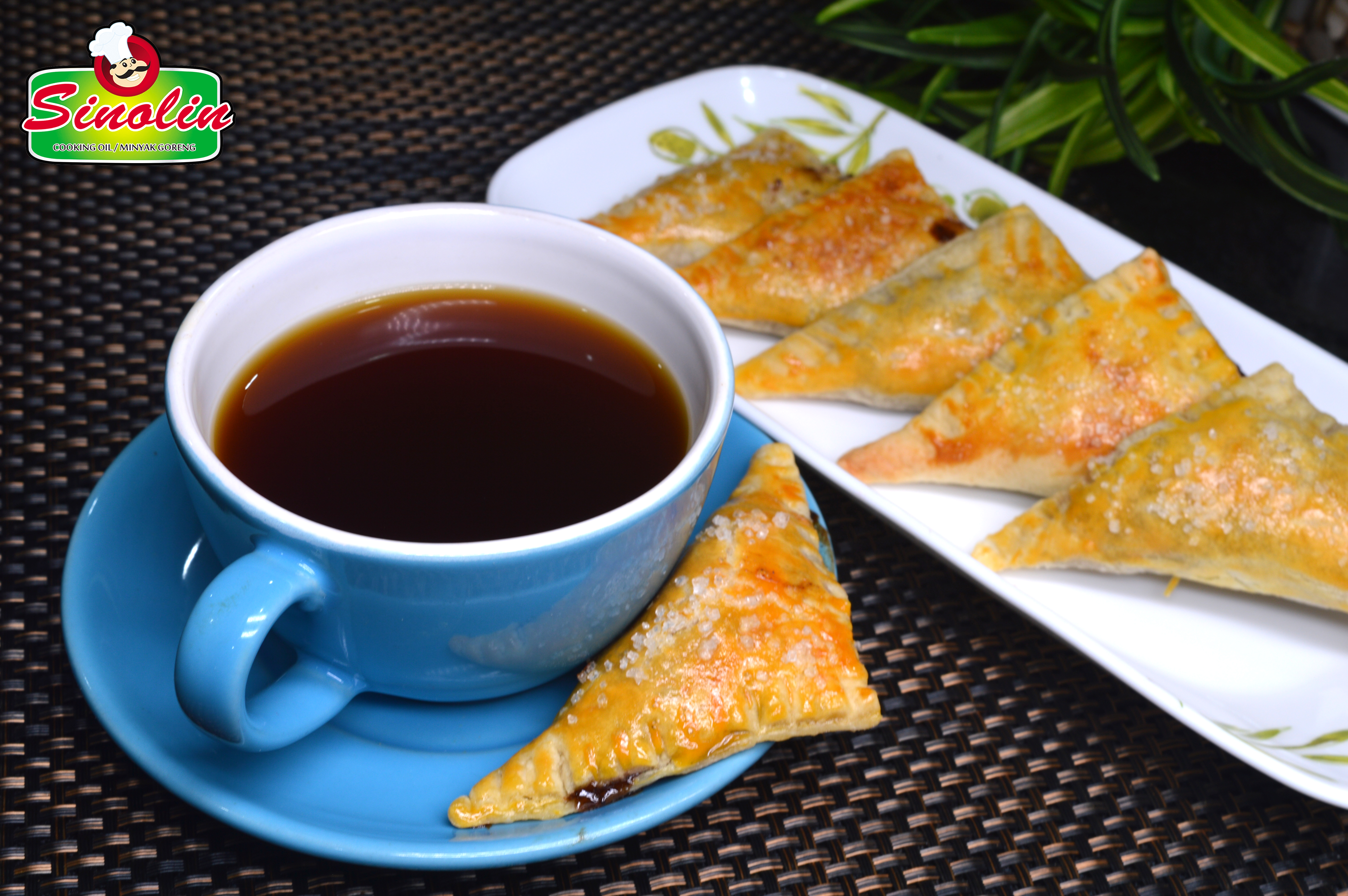 Deliciously Simple Apple Turnovers By Dapur Sinolin