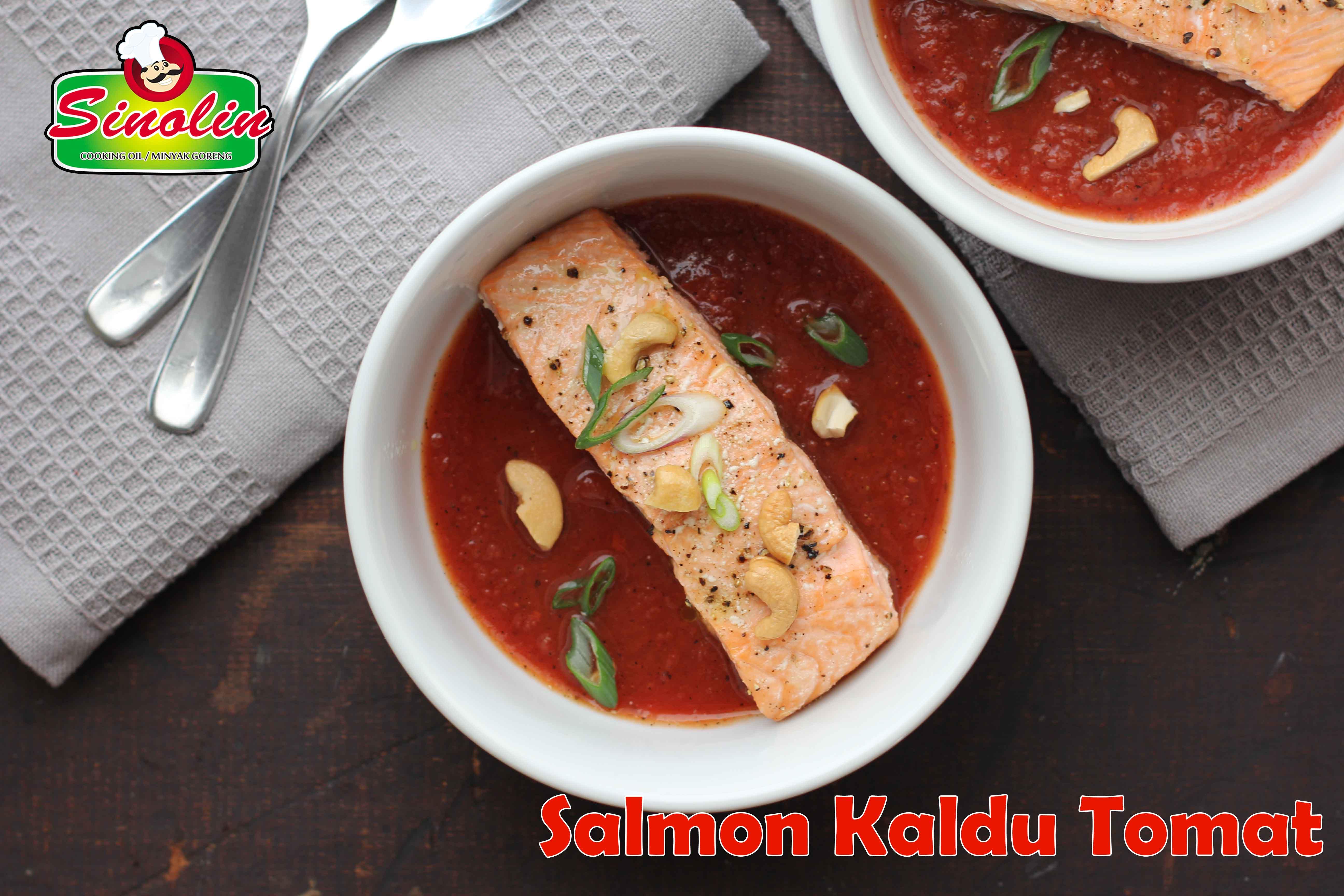 Salmon Kaldu Tomat