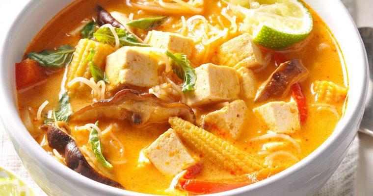Sup Kari Sayur Thai