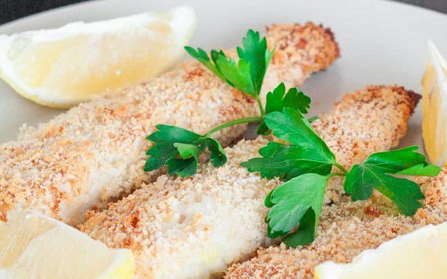 Stik Ikan Nila dengan Lemon oleh Dapur Sinolin