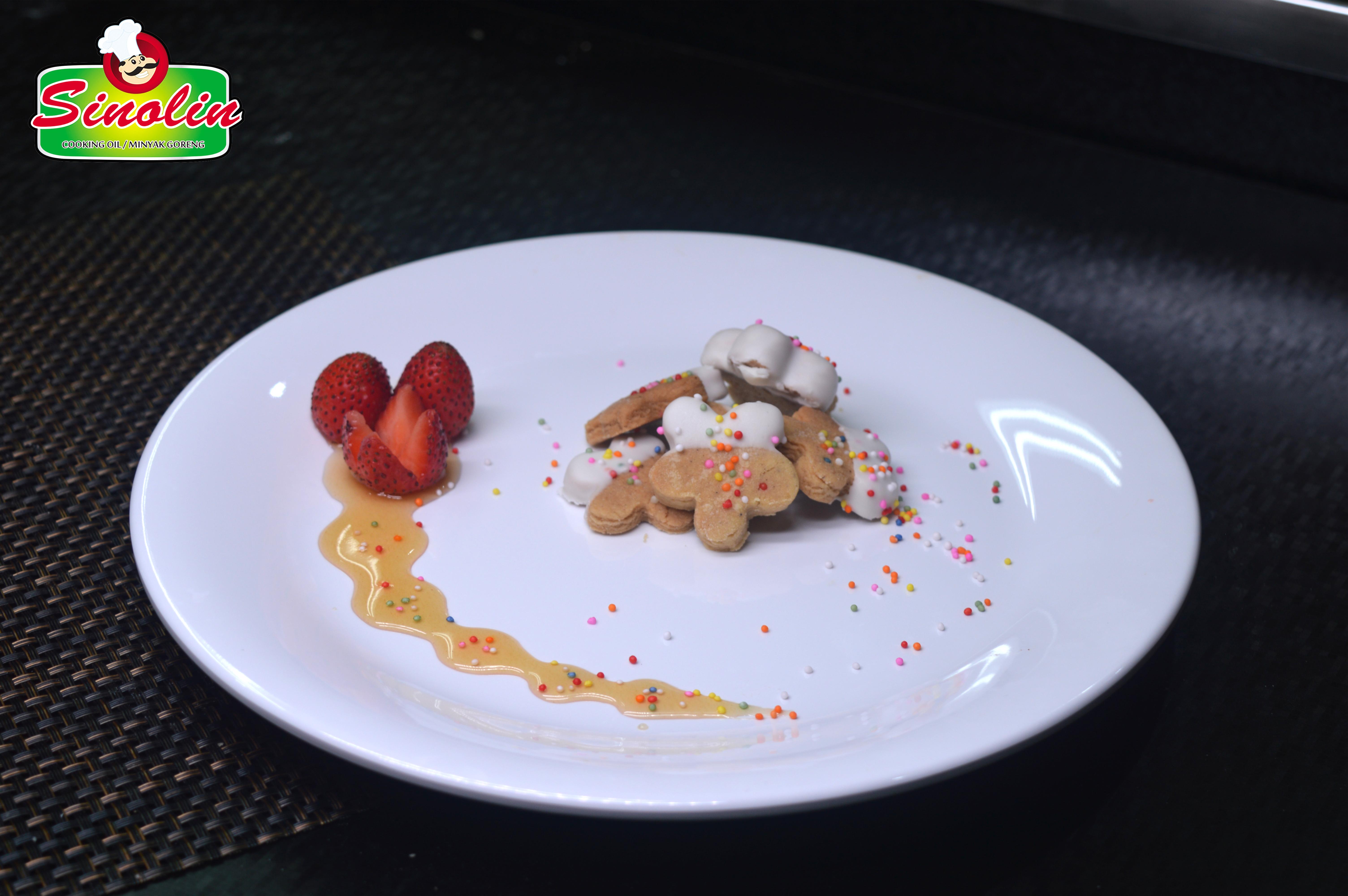 Cinnamon Star Cookies by Dapur Sinolin