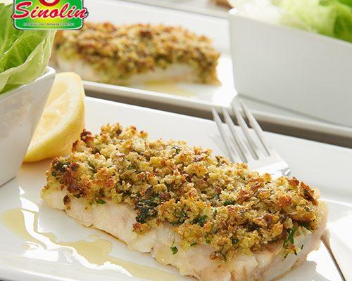 Ikan dengan Parmesan dan Seledri oleh Dapur Sinolin