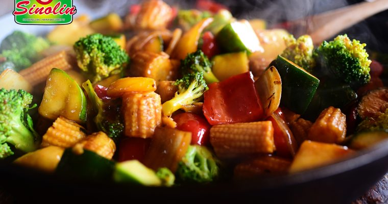 Veggie Stir-Fry By Dapur Sinolin