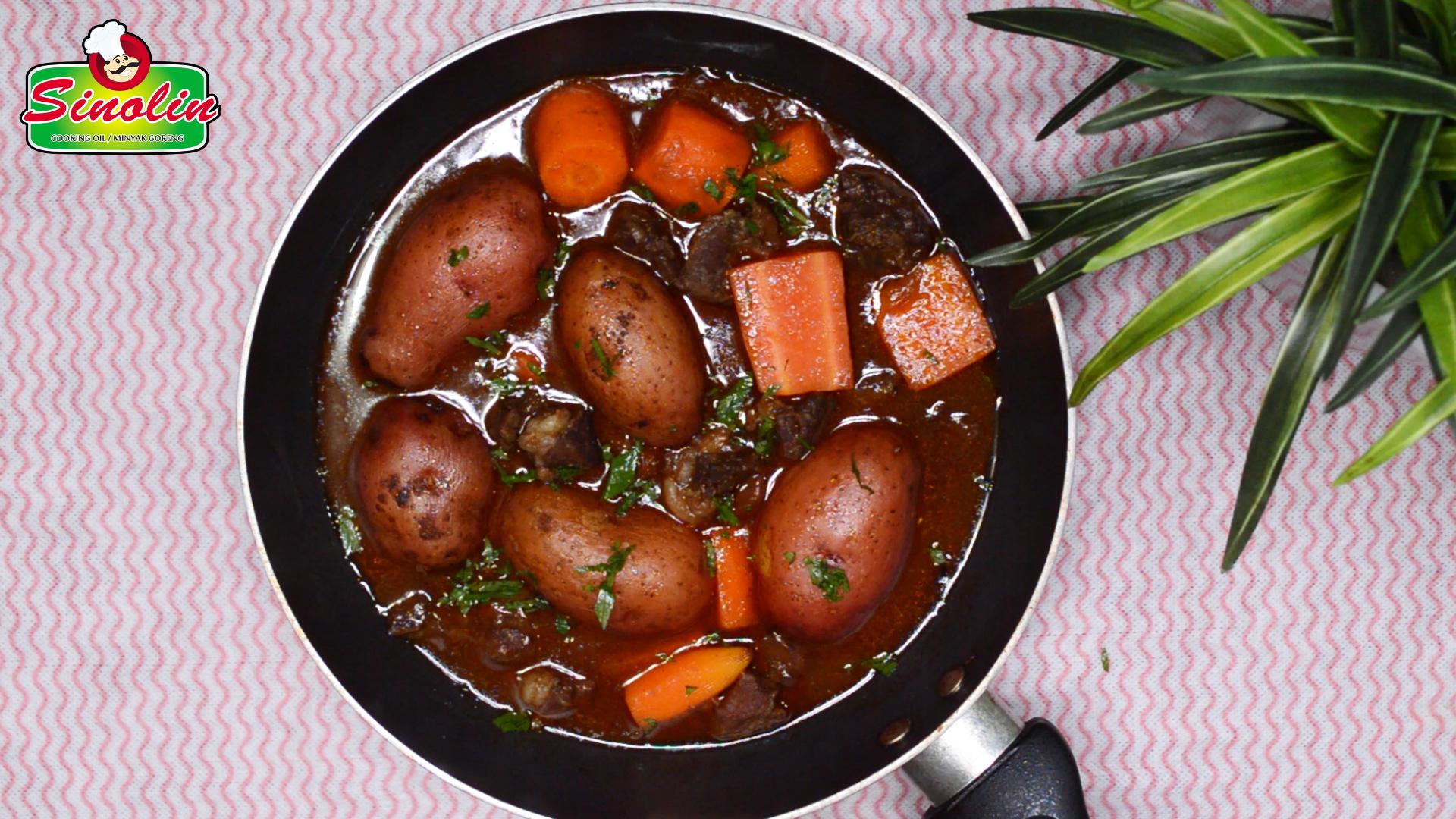 Sup Belanda oleh Dapur Sinolin