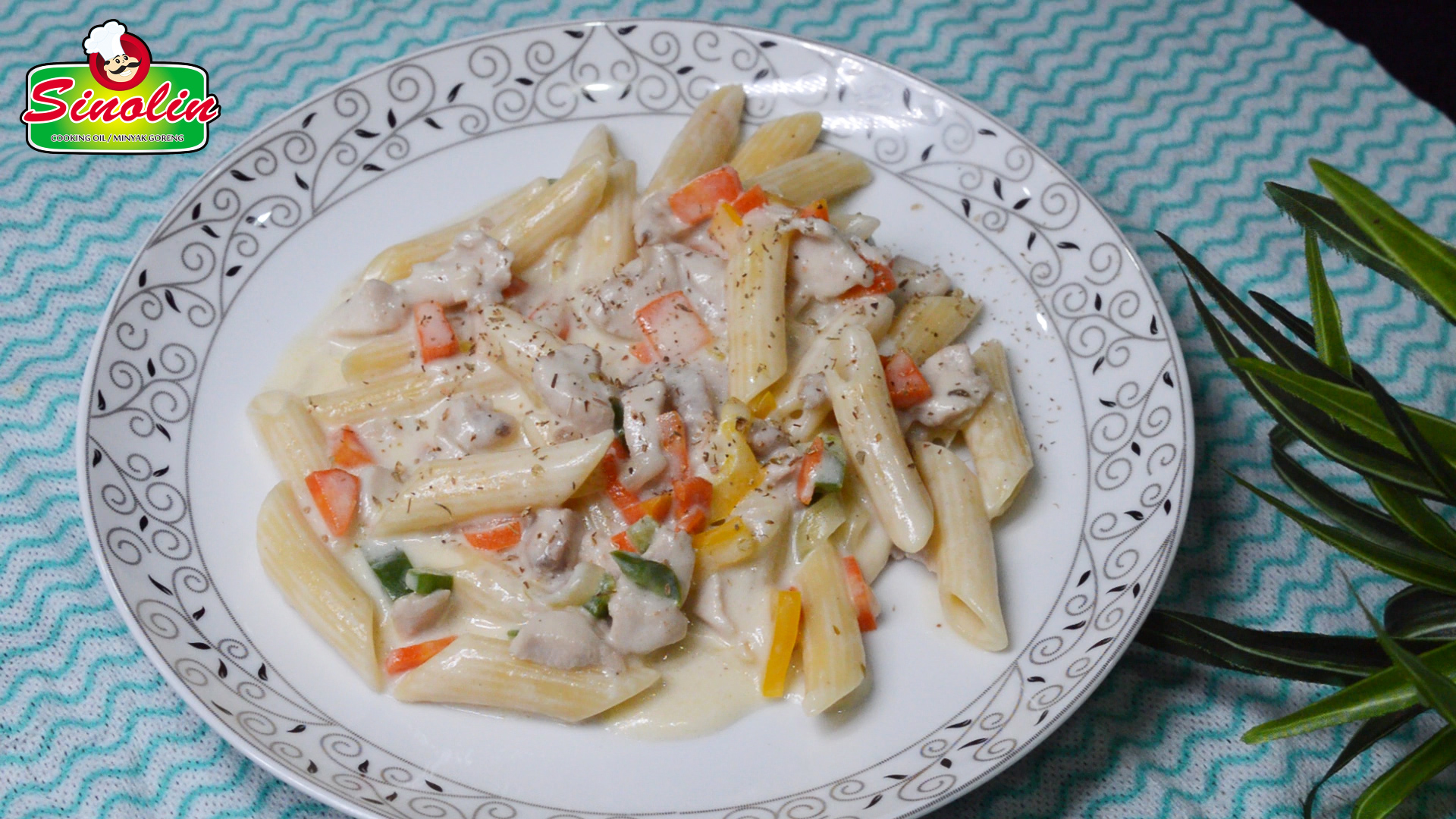 Chicken Macaroni and Cheese by Dapur Sinolin