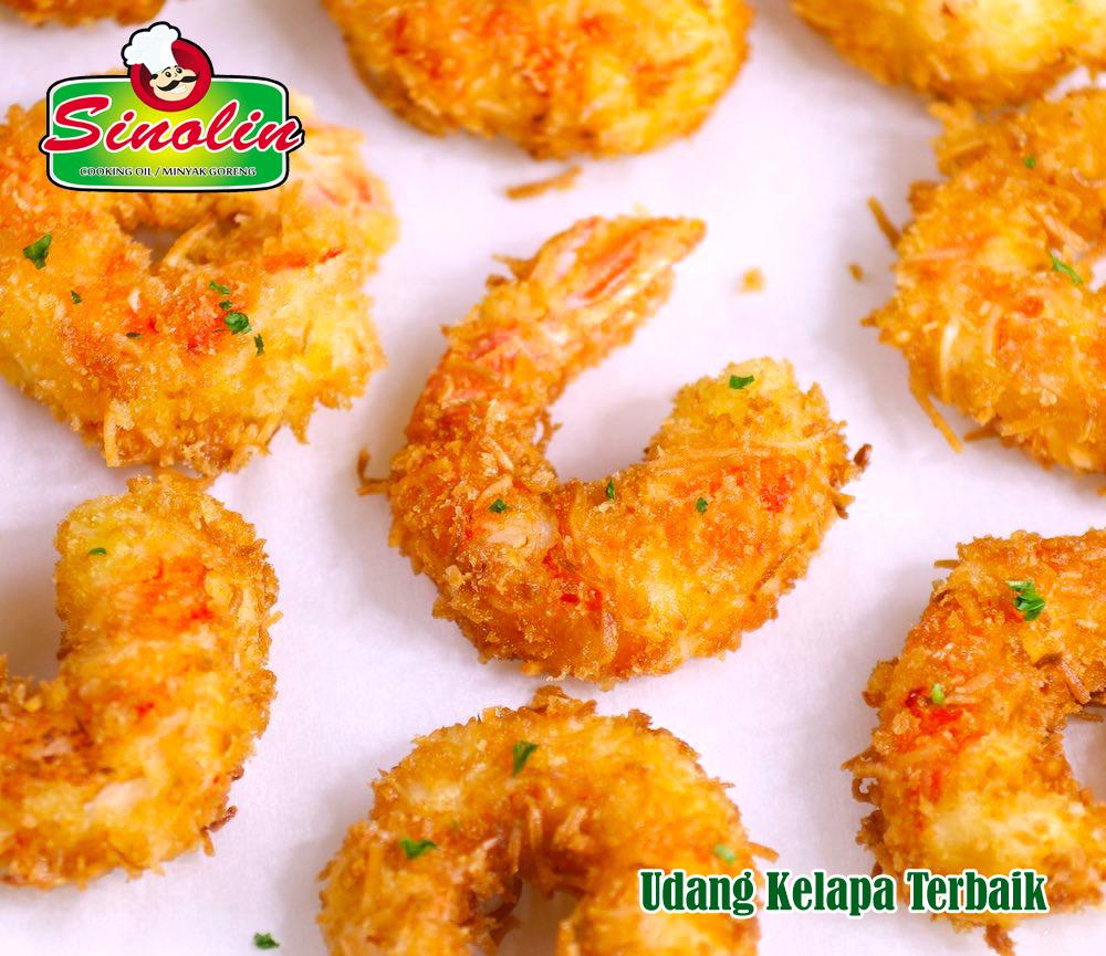 Best Ever Coconut Shrimp By Dapur Sinolin