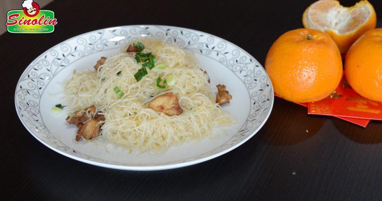 Mie Beras Tumis Resep Masakan Cina oleh Dapur Sinolin
