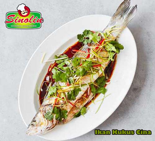 Ikan Kukus Cina Oleh Dapur Sinolin