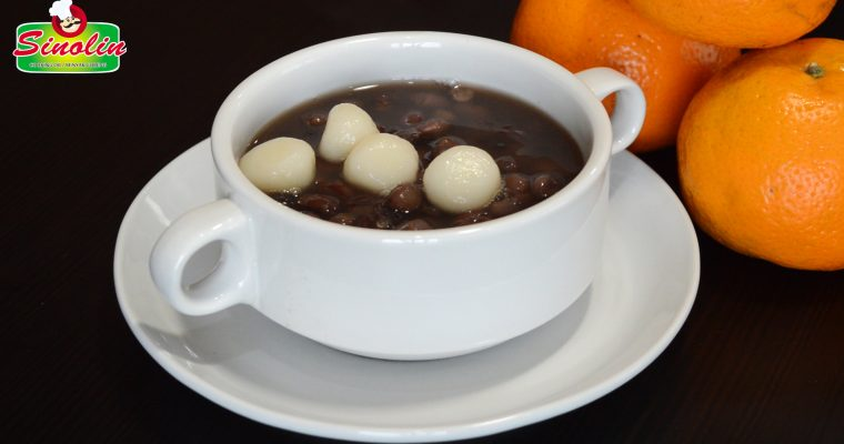 Sup Kacang Merah, Resep Hidangan Penutup Cina Oleh Dapur Sinolin