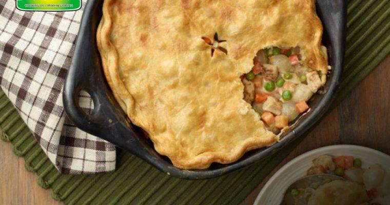 Easy Chicken Pot Pie By Dapur Sinolin