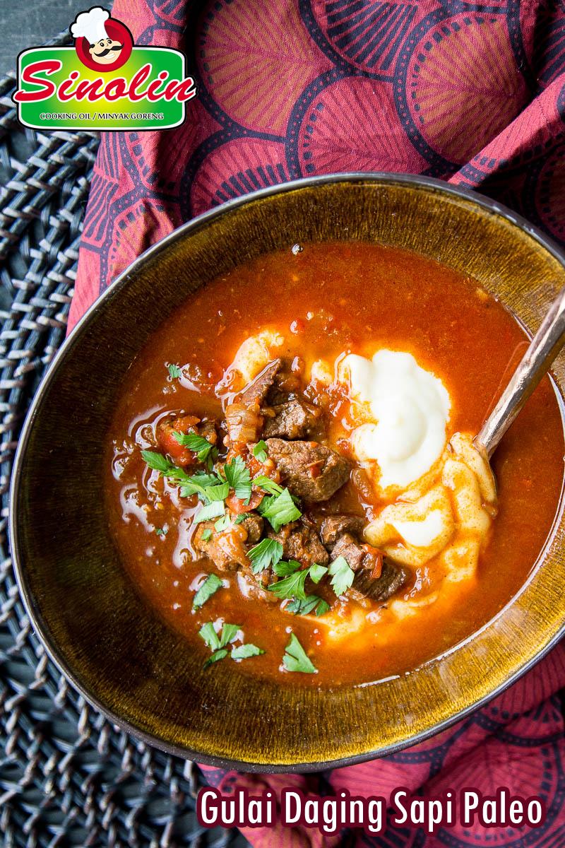 Resep Gulai Daging Sapi Paleo Oleh Dapur Sinolin