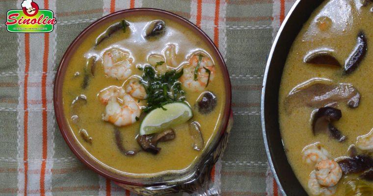 Sup Santan Ala Thailand oleh Dapur Sinolin