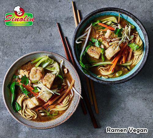 Ramen Vegan Oleh Dapur Sinolin