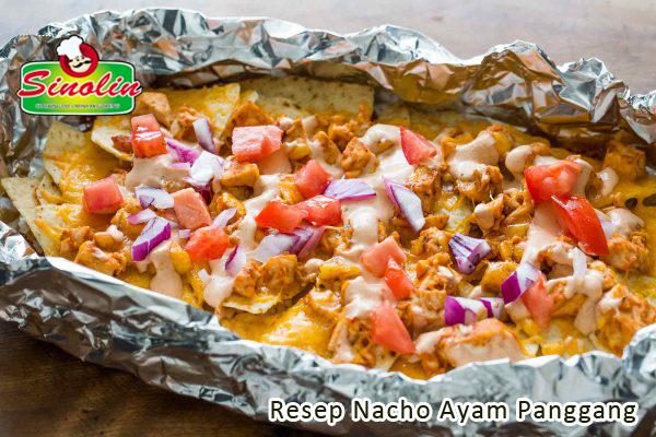 Resep Nacho Ayam Panggang Oleh Dapur Sinolin