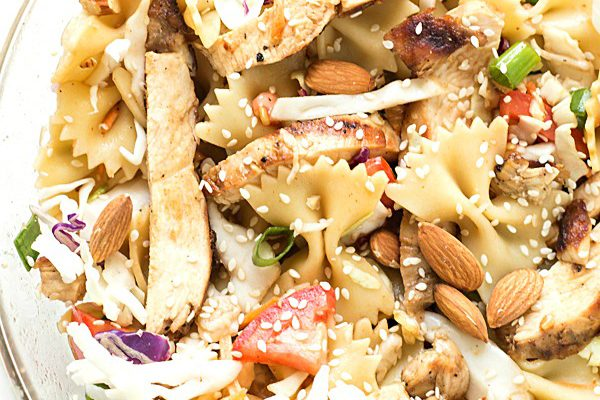 Chicken Pasta Salad Recipe By Dapur Sinolin