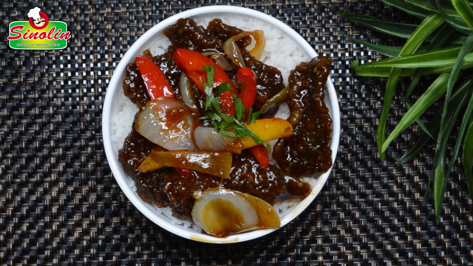 Crispy Sesame Beef By Dapur Sinolin