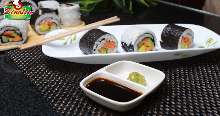 Sushi Rolls By Dapur Sinolin