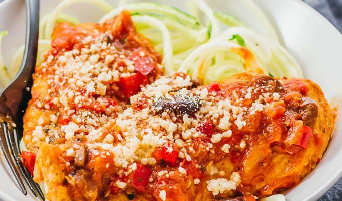 Ayam Cepat Saji Oleh Dapur Sinolin