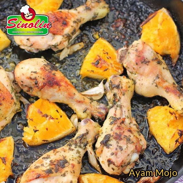 Resep Ayam Mojo Oleh Dapur Sinolin